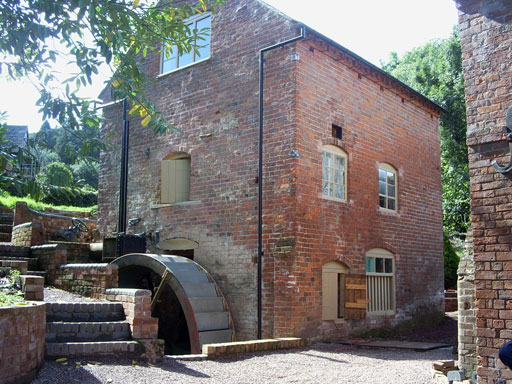 Shelsley Water Mill